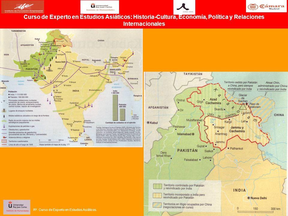 Curso de Experto en Estudios Asiáticos: Historia-Cultura, Economía, Política y Relaciones Internacionales R 3. Curso de Experto en Estudios Asiáticos.