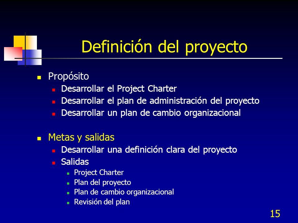 16 Definición del proyecto ¿Cuáles son los motivadores estrategicos del proyecto.