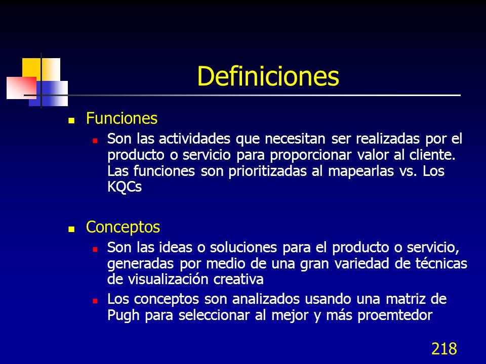 219 Preguntas clave ¿Cuáles son las funciones más importantes o procesos que deben ser diseñados para cumplir con los requerimientos de diseño.