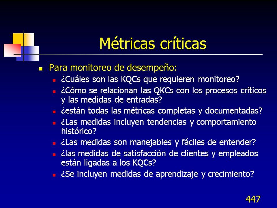 448 Colección de datos, análisis y reportes Planes ¿Cómo se requieren los datos para los reportes.