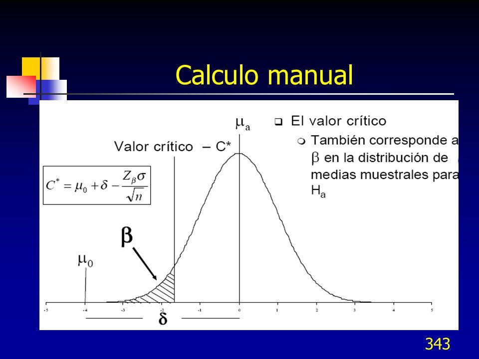 343 Calculo manual