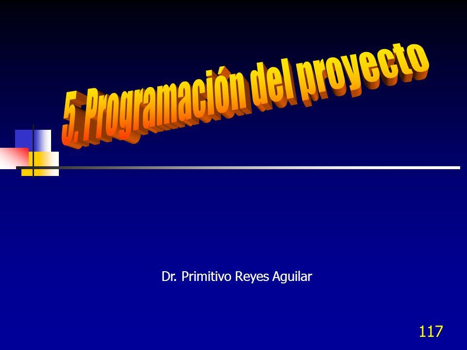 117 Dr. Primitivo Reyes Aguilar