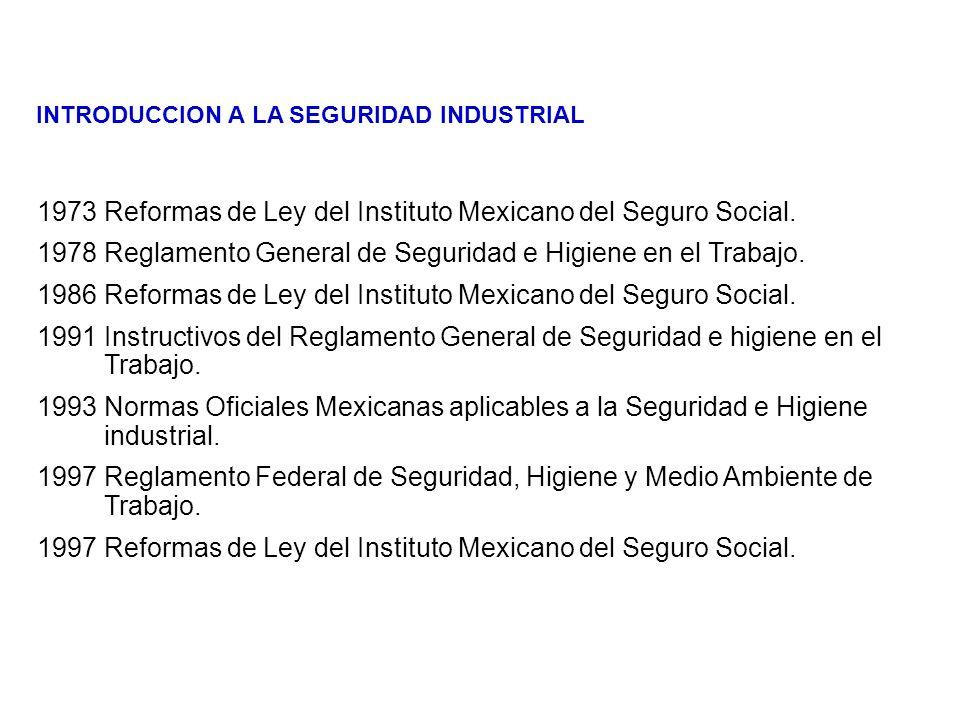 1857Constitución Política de los Estados Unidos Mexicanos: Establecimientos de preceptos para proteger a los trabajadores. 1904Ley de Villada: protecc