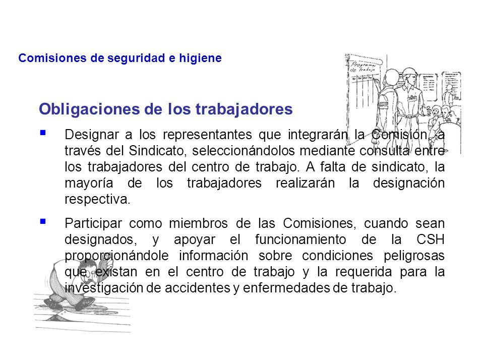 Proporcionar a la Comisión la información que le solicite sobre los procesos de trabajo, las materias primas y sustancias utilizadas en los mismos, la
