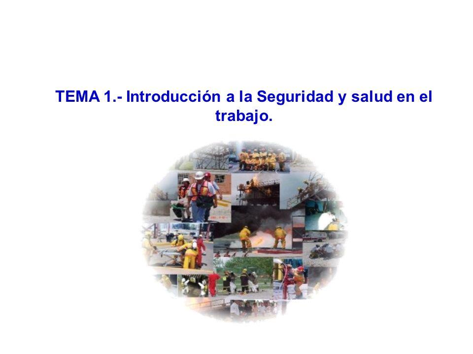 OBJETIVO GENERAL 1. 1. Al término del curso el participante: Definirá los conceptos básicos de seguridad y salud en el trabajo. Identificará la Normat