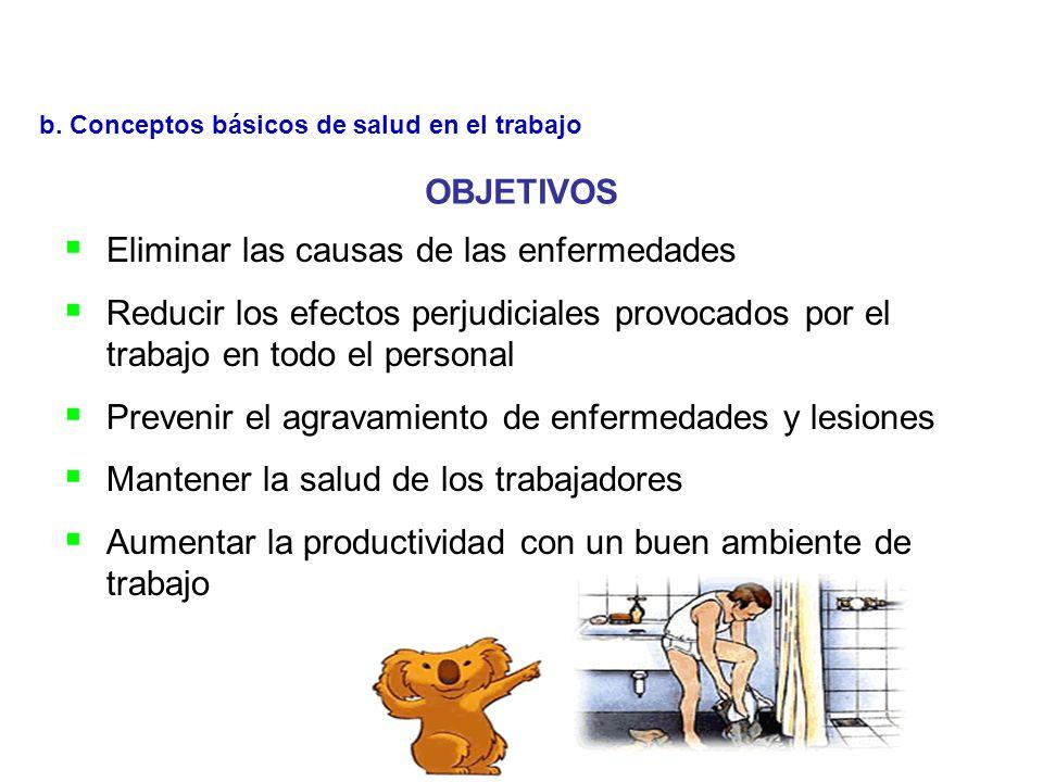 Conjunto de normas y procedimientos tendientes a la protección de la integridad física y mental del trabajador, preservándolo de los riesgos de salud