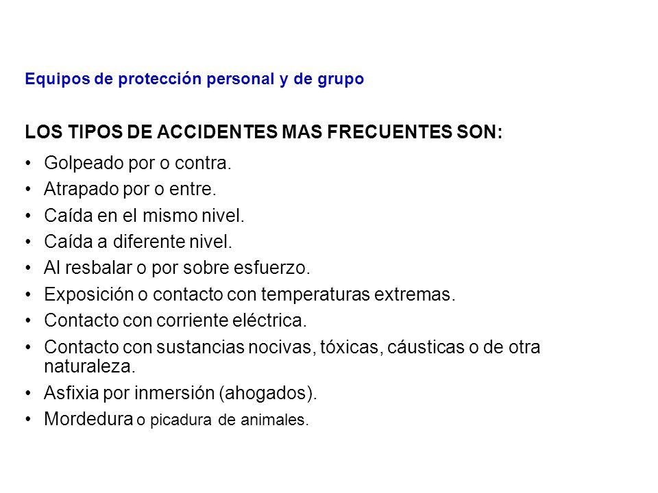 Los accidentes de trabajo no solamente ocurren en el local cerrado de la fábrica o negociación, sino también en cualquier otro lugar, incluyendo la ví