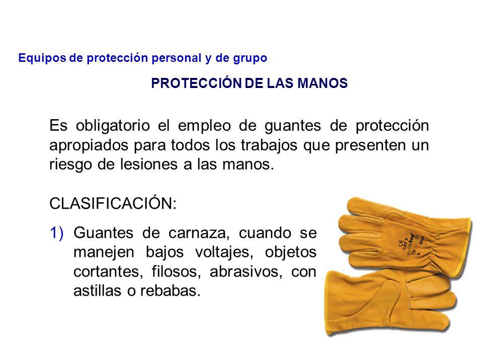 1.- LENTES DE SEGURIDAD2.- GOGLES 3.- PROTECTOR FACIAL 4.- GAFAS PARA SOLDAR5.- CARETA PARA SOLDADOR PROTECCIÓN DE LOS OJOS Y CARA Equipos de protecci