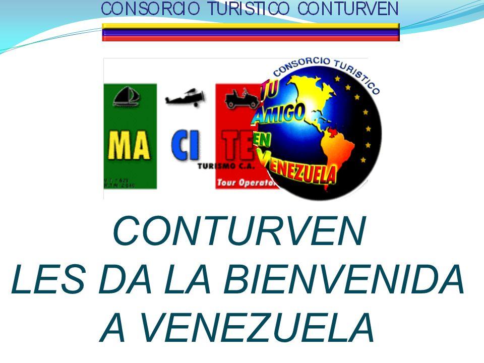 CONTURVEN WELCOME YOU TO VENEZUELA