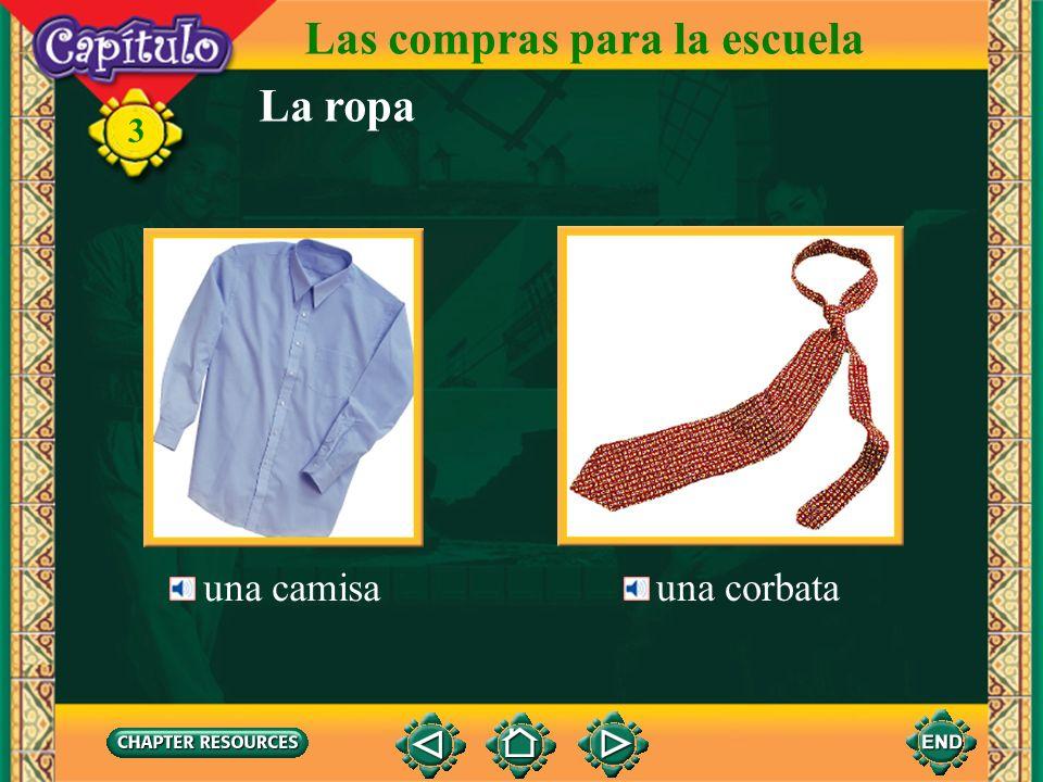 Las compras para la escuela un traje 3 La ropa
