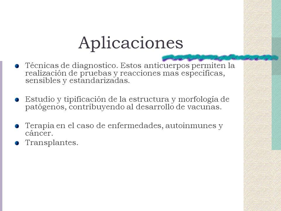 Aplicaciones Técnicas de diagnostico.