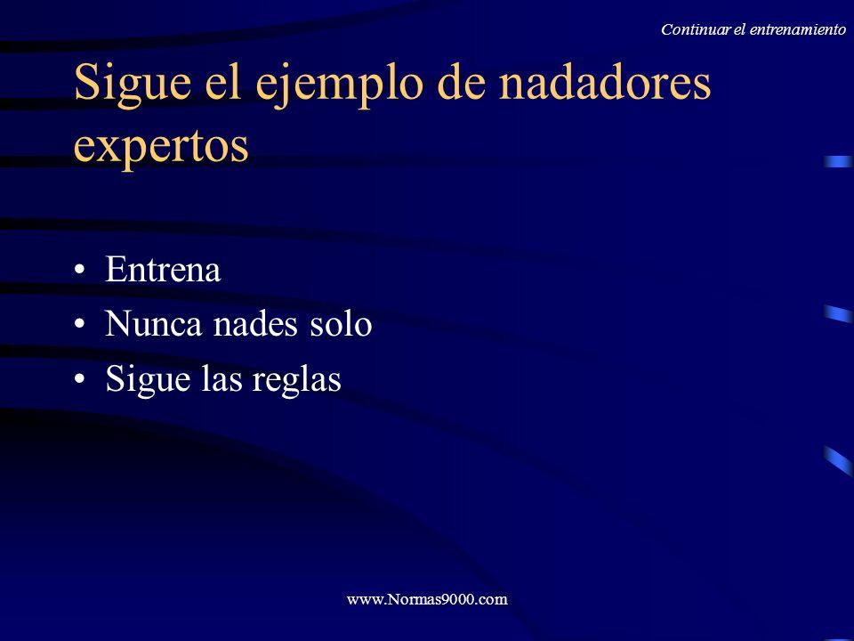 www.Normas9000.com Prepárate para ser auditado: Haz que todo empleado sepa de la auditoría. Hazles saber tus expectativas. Haz un barrido de tus insta