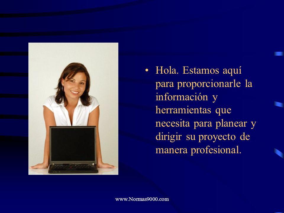 Implementación ISO 9001:2000 www.Normas9000.com www.Normas9000.com