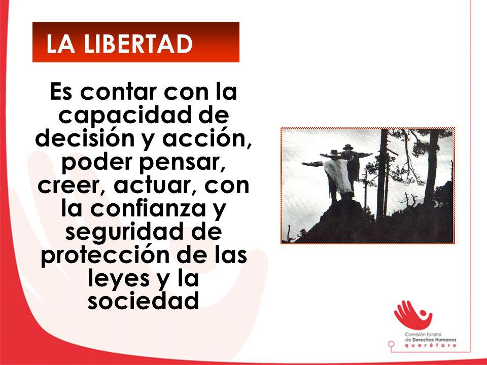 Derechos de las Humanas Reclamar la parte que legalmente corresponda en el caso de disolver la sociedad conyugal.
