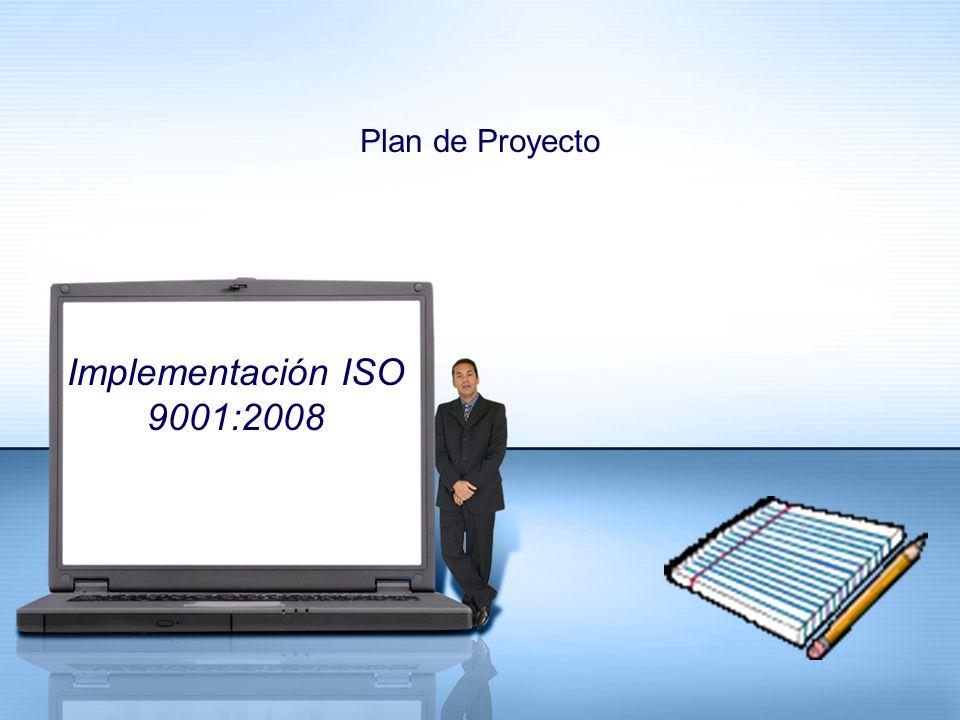 ISO 9001 Cada procedimiento describe un proceso que cumple con los requisitos de ISO.