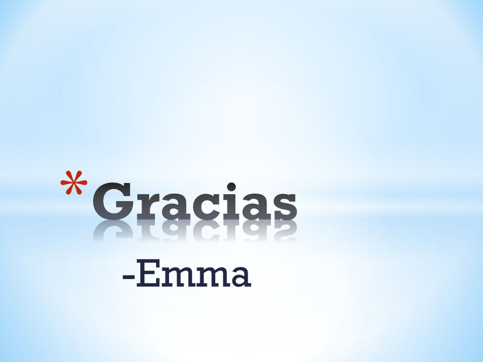 -Emma