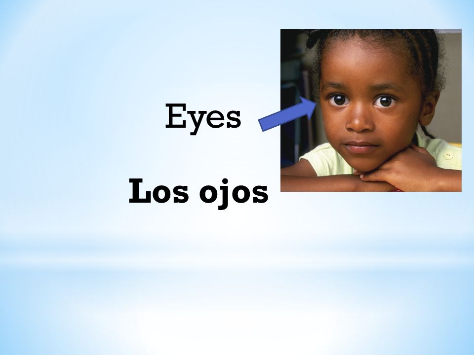 Eyes Los ojos