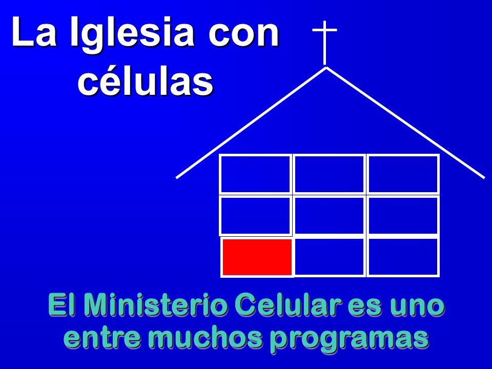 El Ministerio Celular es el programa es el programa El Ministerio Celular es el programa es el programa La Iglesia Celular