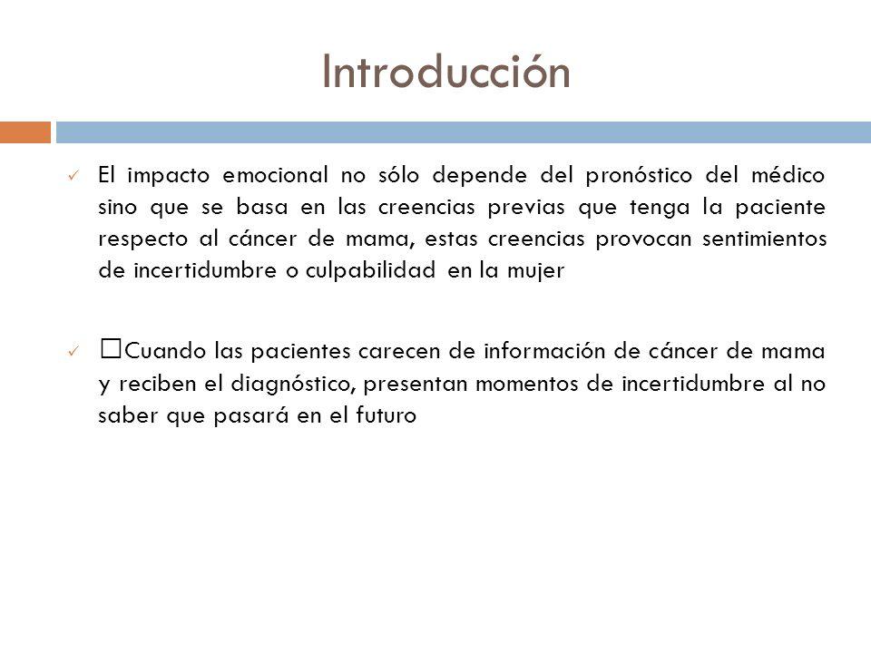 Estadísticas En el 2009, 282 mujeres fallecieron por cáncer de mama en el país, 111 de ellas en San José.