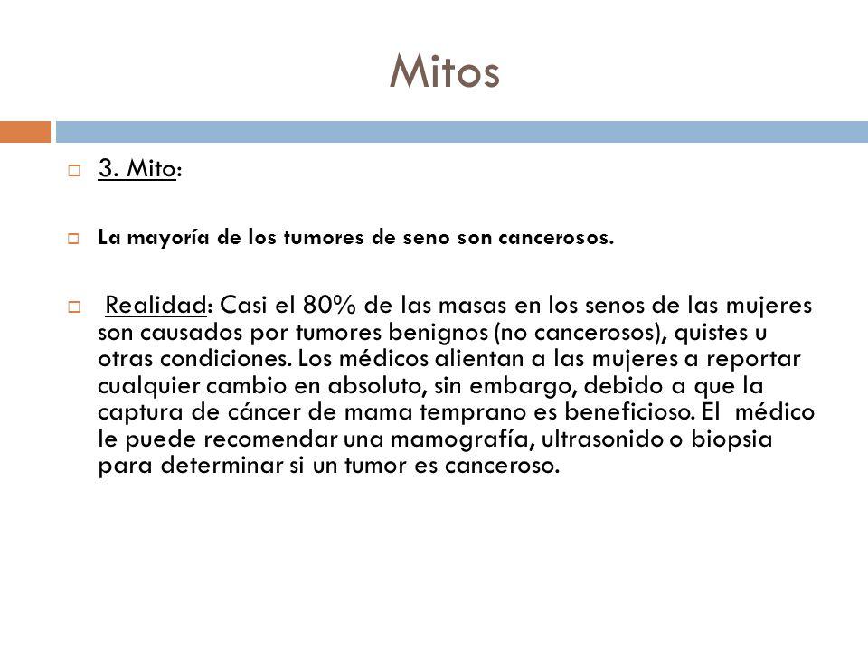 Mitos 4.Mito: La exposición de un tumor al aire durante la cirugía hace que el cáncer se propague.
