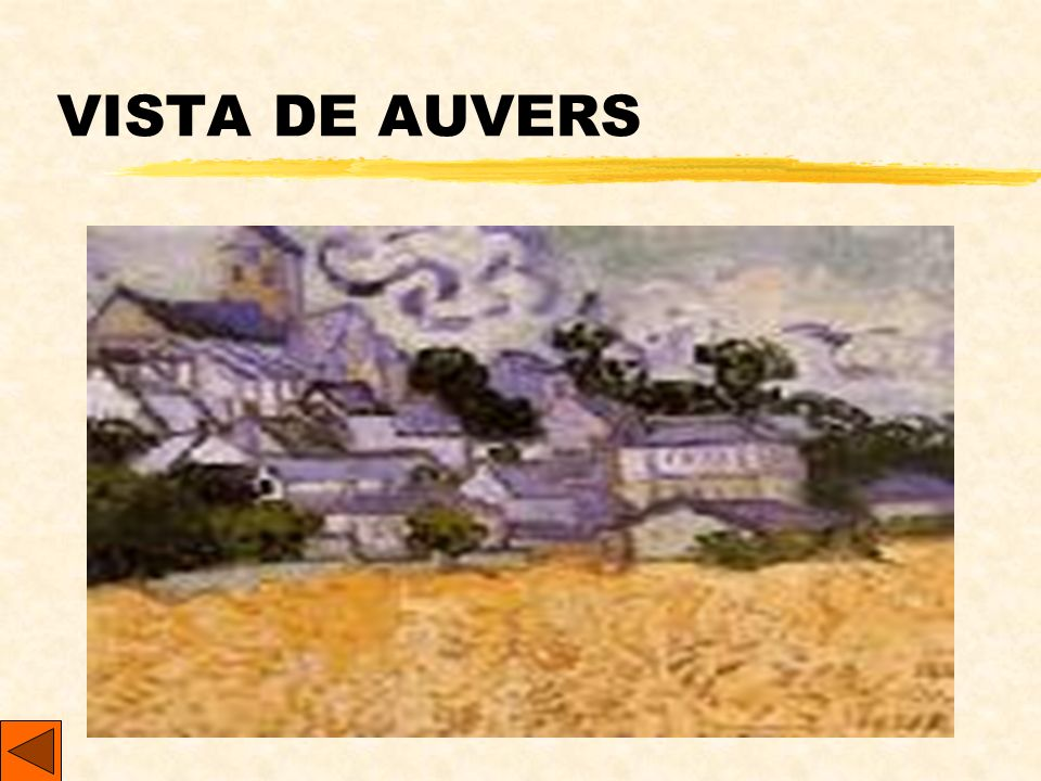 VISTA DE AUVERS