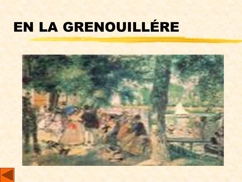 EN LA GRENOUILLÉRE