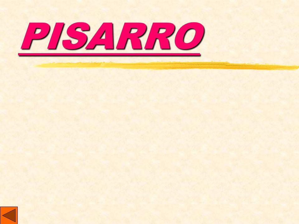 PISARRO