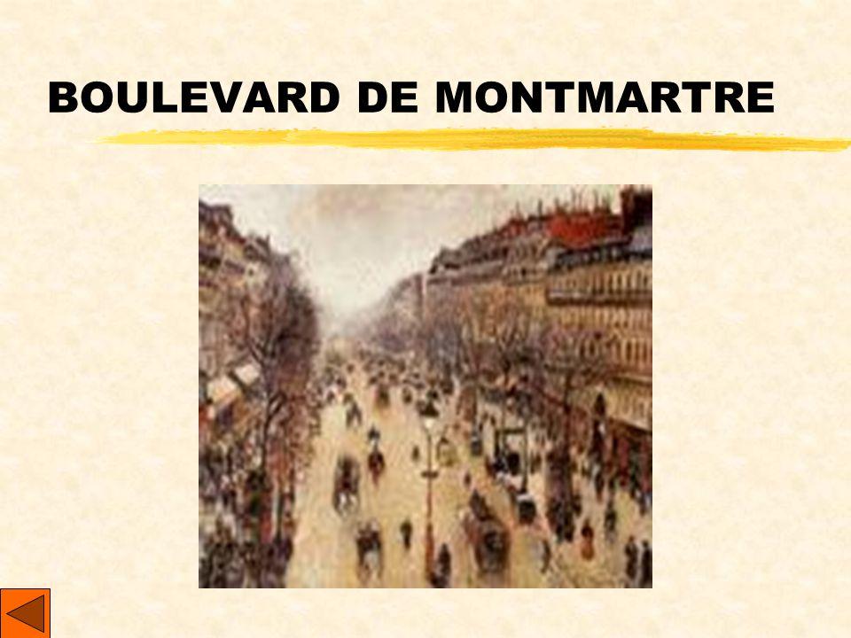 BOULEVARD DE MONTMARTRE