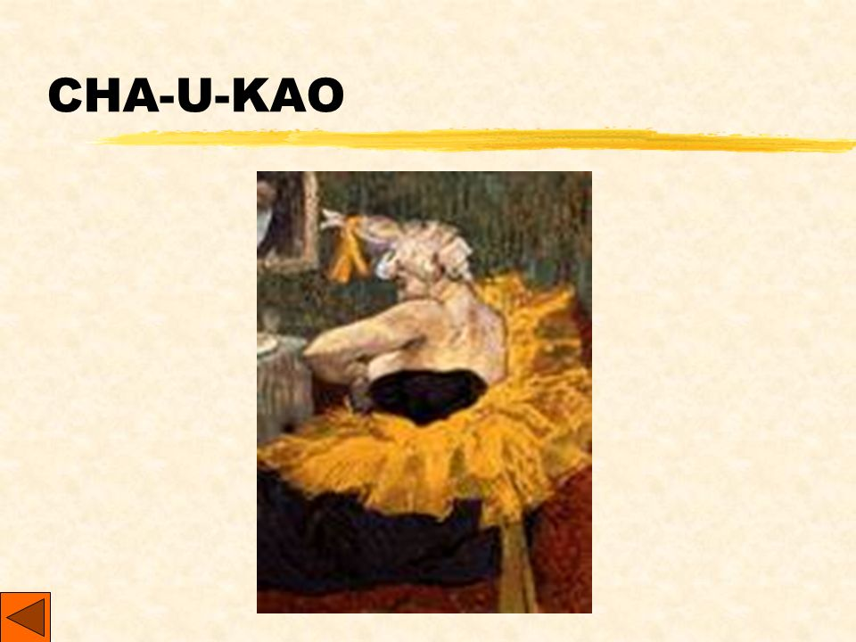 CHA-U-KAO