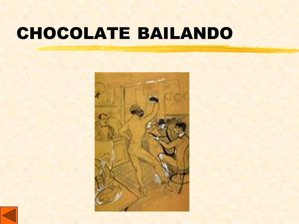 CHOCOLATE BAILANDO