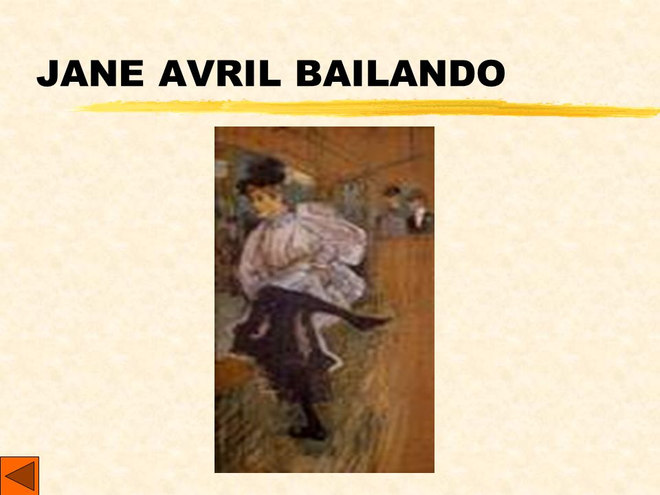 JANE AVRIL BAILANDO
