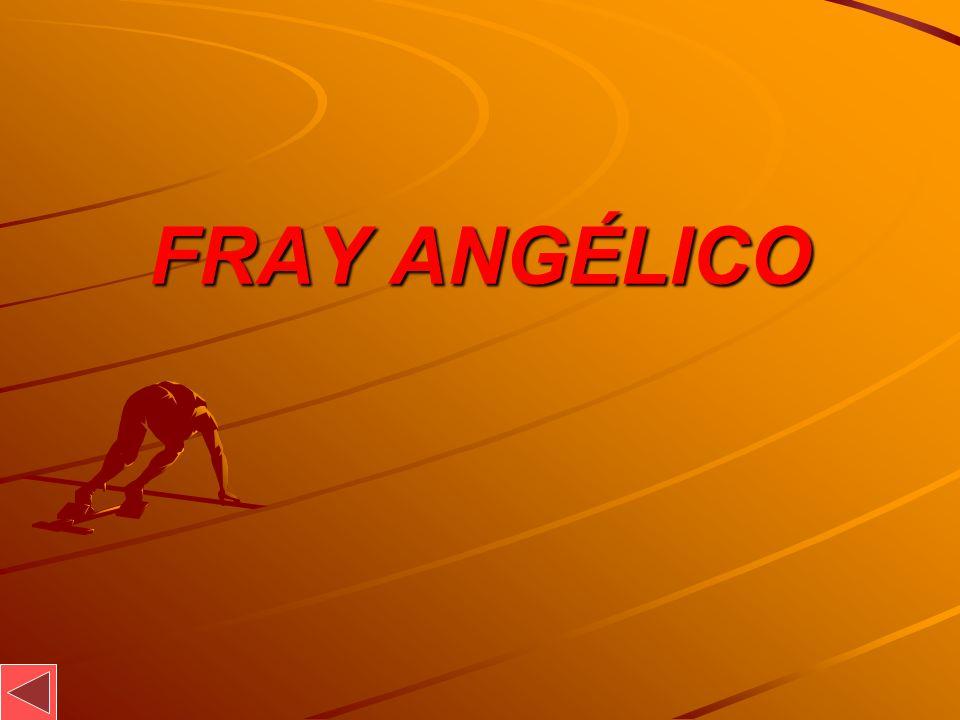 FRAY ANGÉLICO
