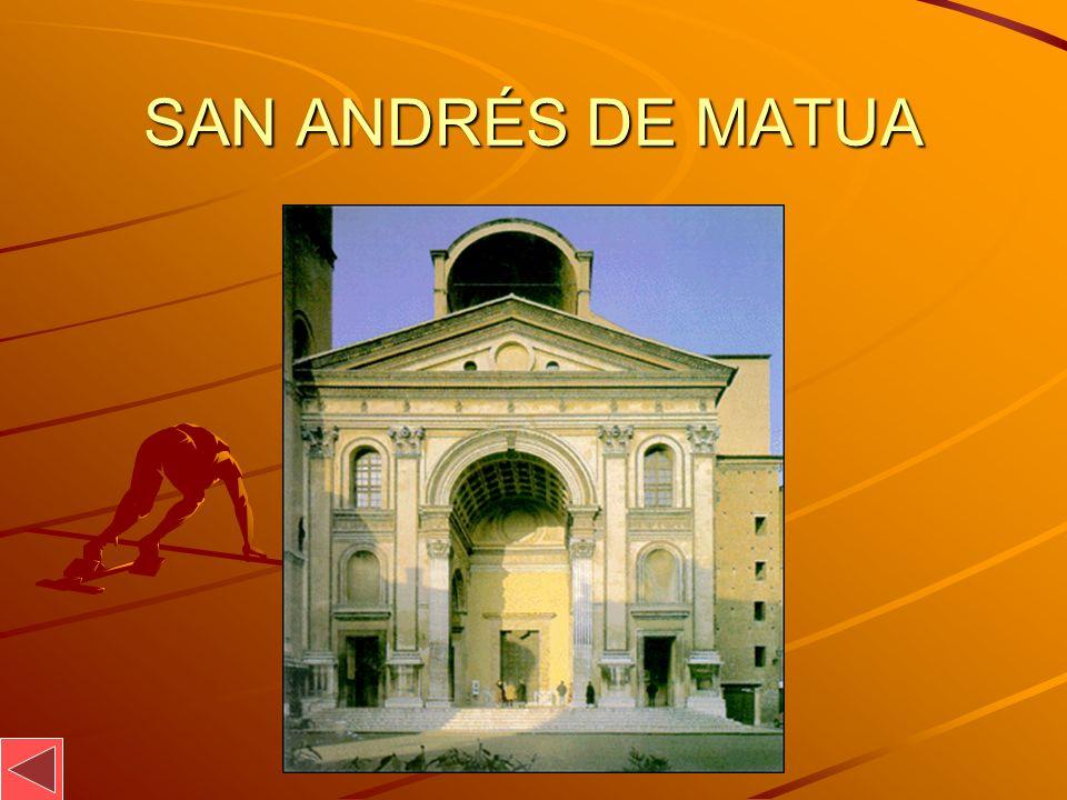 SAN ANDRÉS DE MATUA