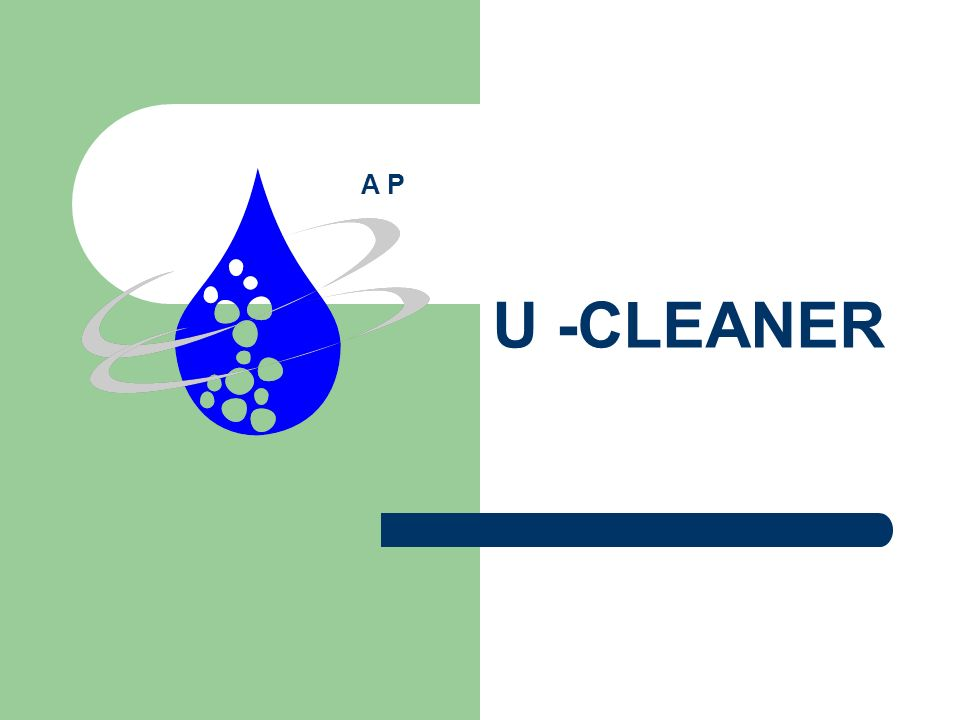 A P U -CLEANER