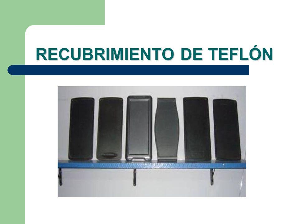 RECUBRIMIENTO DE TEFLÓN