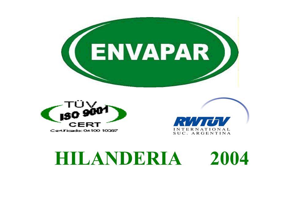 HILANDERIA 2004