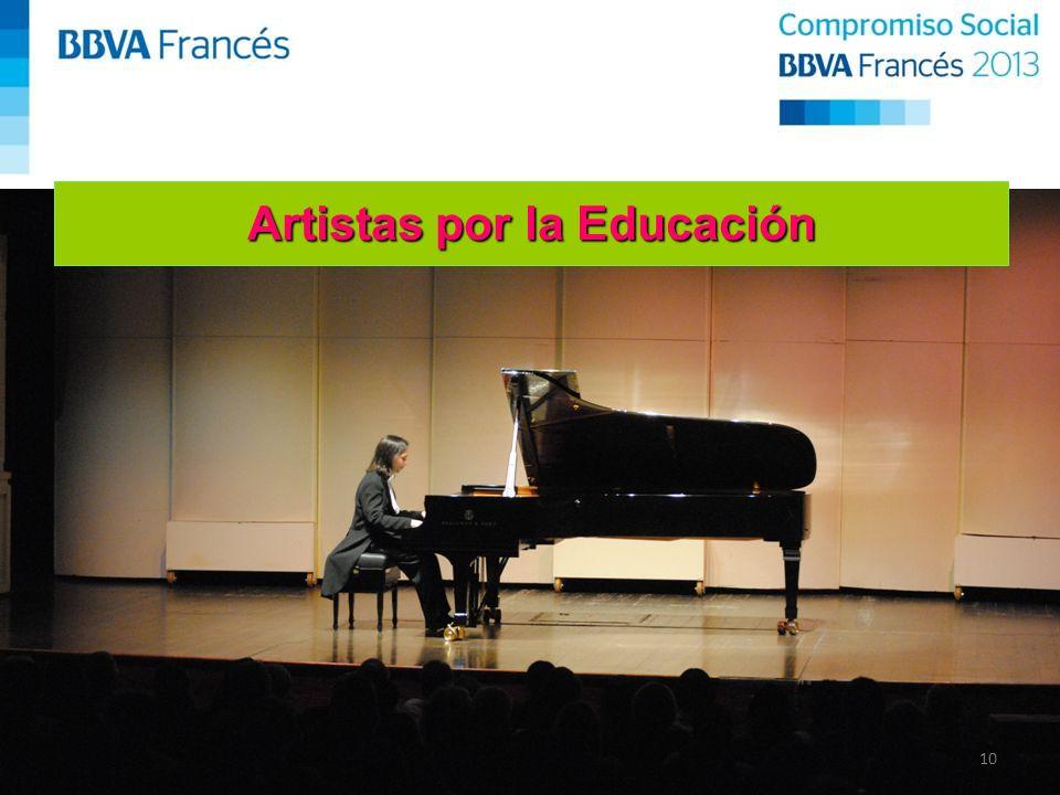 Artistas por la Educación 10