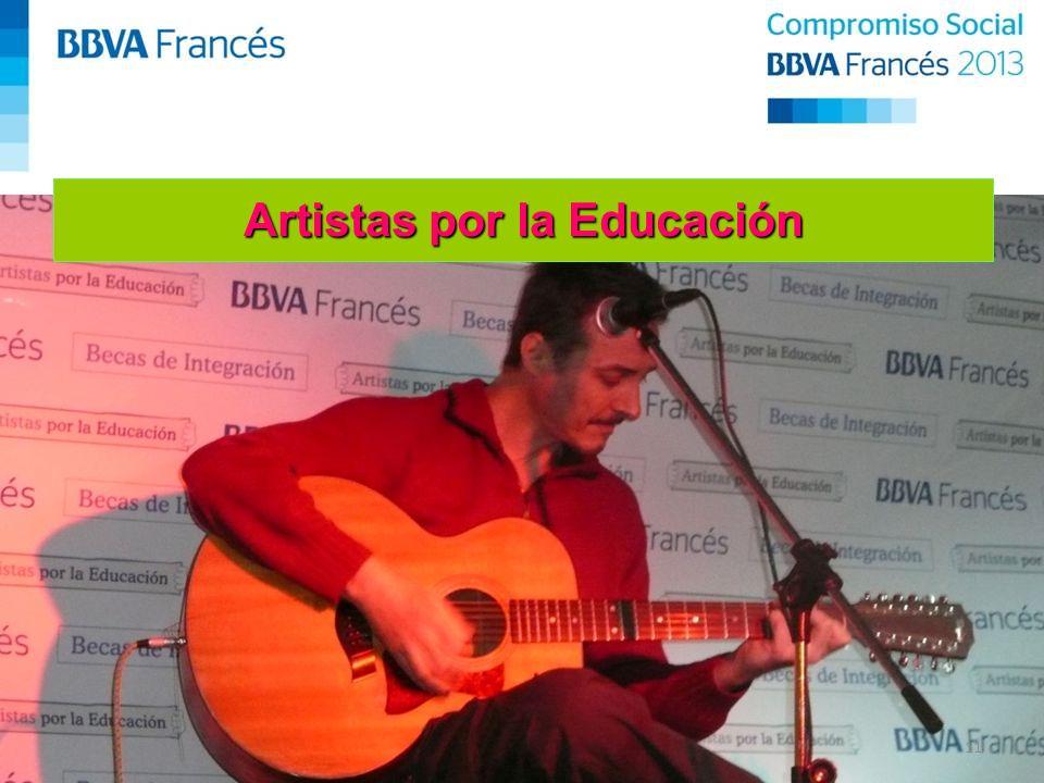 11 Artistas por la Educación