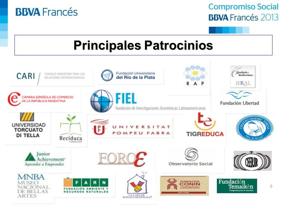 Principales Patrocinios 6