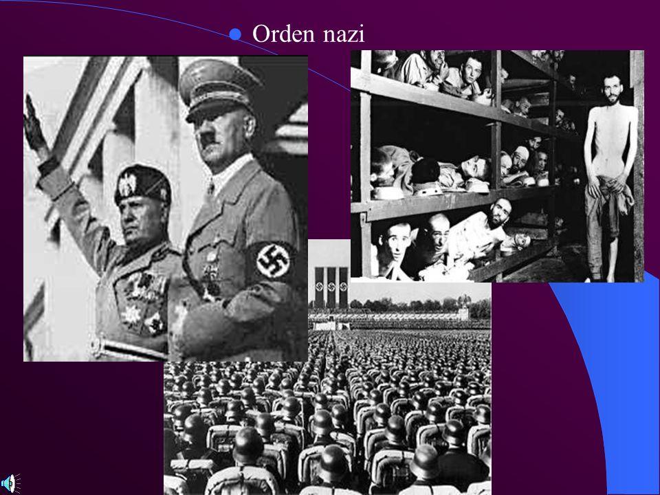 Orden nazi