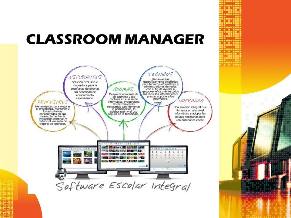 FORMACIÓN EN TIEMPO REAL –Muestre la pantalla del Tutor a estudiantes seleccionados.