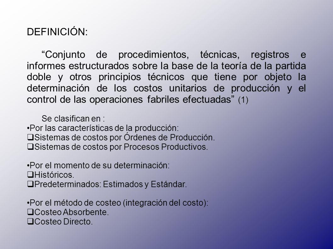 Por la forma de producir de la empresa, se pueden identificar: Sistemas por órdenes de producción y Sistemas por procesos productivos.