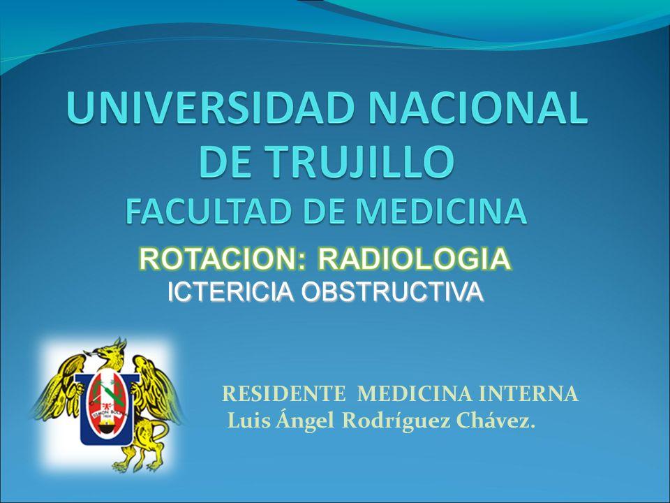 RESIDENTE MEDICINA INTERNA Luis Ángel Rodríguez Chávez.