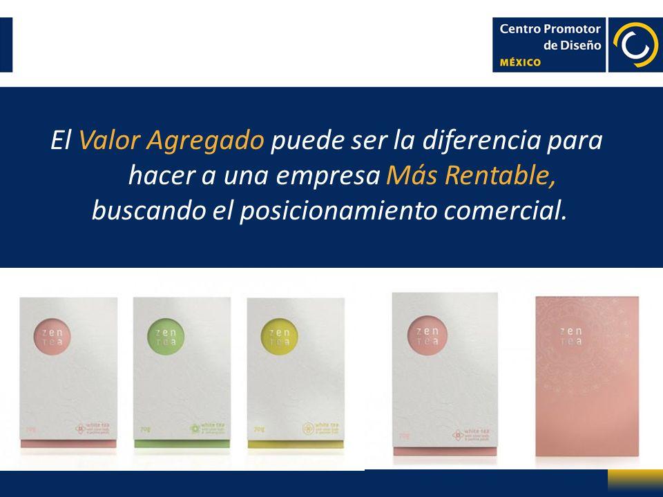 o Son elementos de influencia en el momento de decisión de una compra o El diseño es una buena inversión o Para las empresas mexicanas, resulta mas caro no invertir en diseño Beneficios para invertir en diseño e innovación