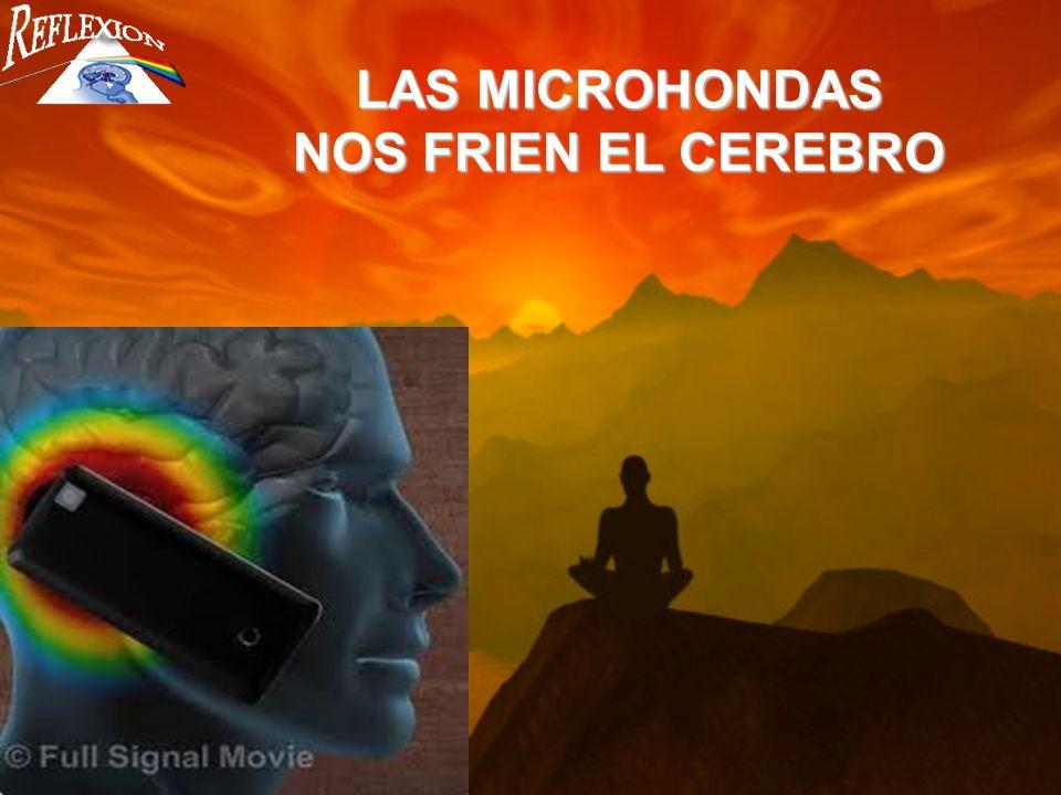 ADEMAS DEL AISLAMIENTO SOCIAL LAS FRECUENCIAS DE MICROHONDAS AFECTAN LAS NEURONAS
