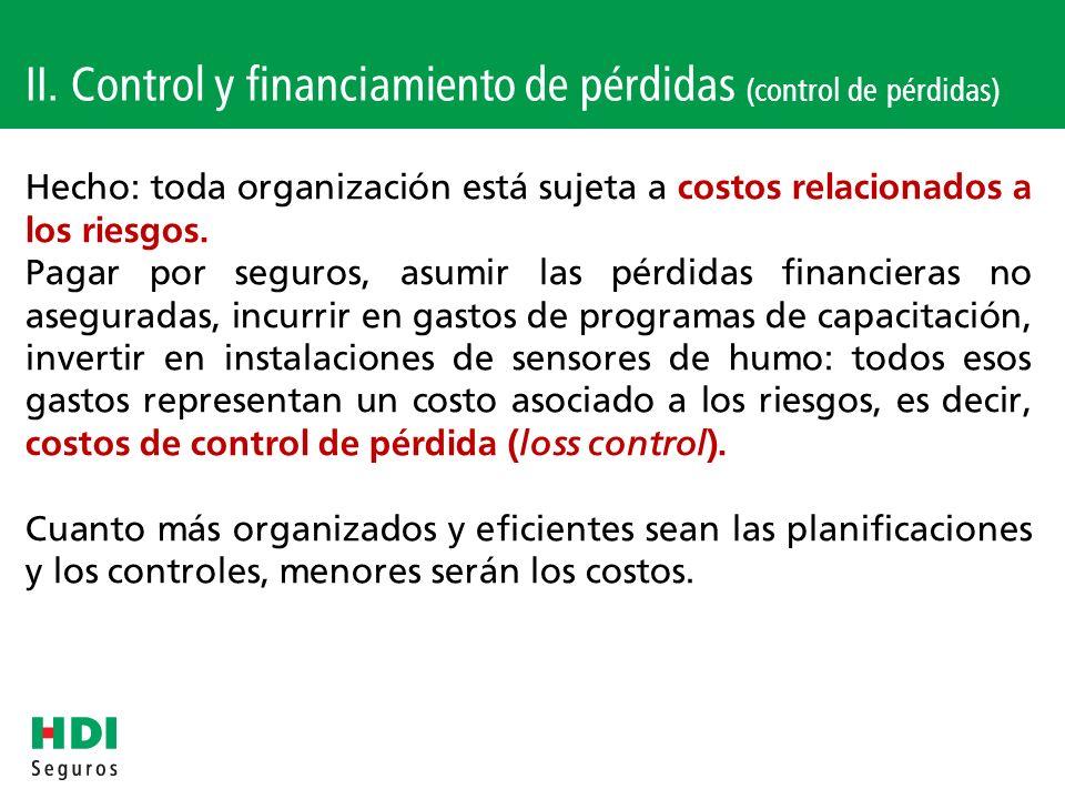 4. Financiamiento del riesgo y gravedad