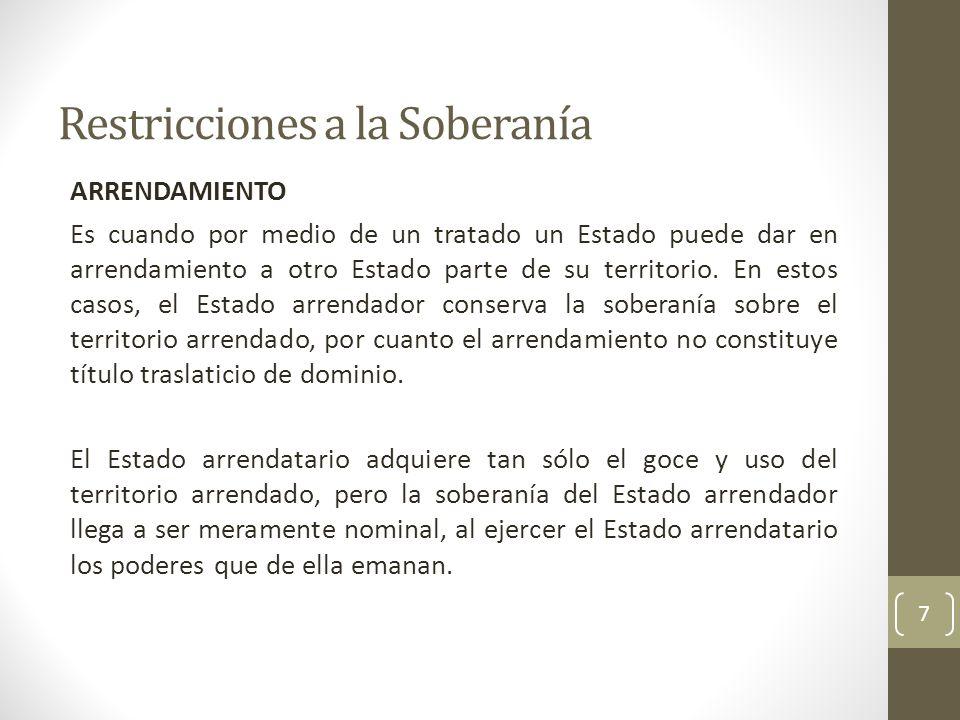 Próximo tema: Derechos y Deberes Fundamentales de los Estados. 18