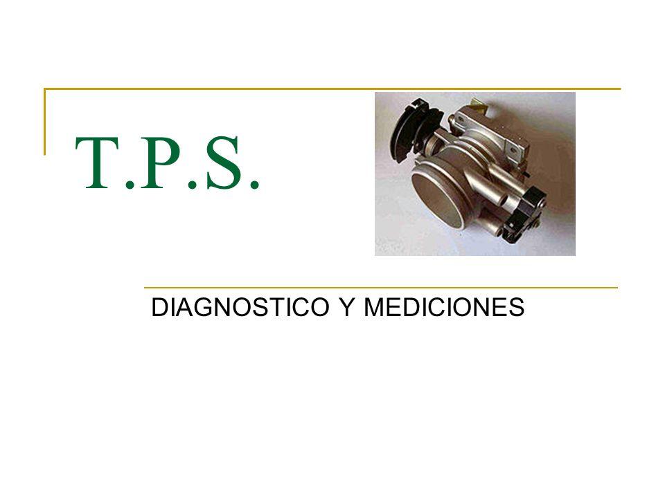 T.P.S. DIAGNOSTICO Y MEDICIONES
