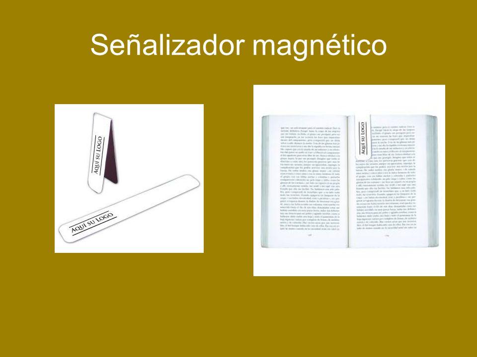 Señalizador magnético
