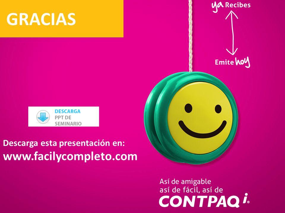 facilycompleto.com Descarga esta presentación en: www.facilycompleto.com GRACIAS